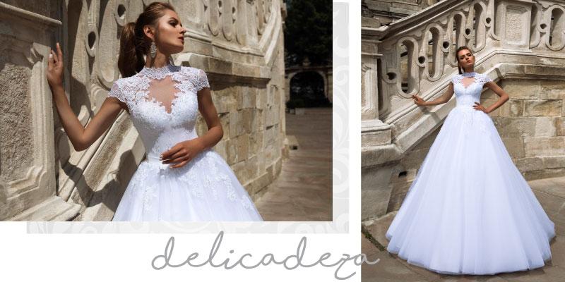 dc57326af vestido de noiva delicadeza coleção Lago dos Cisnes Rússia Noivas