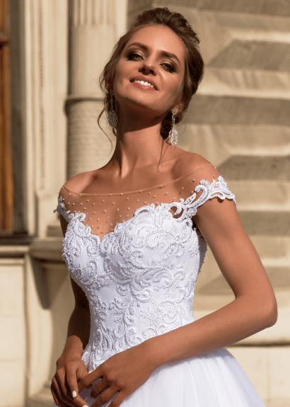 67be4f1813 Vestidos de noiva Rússia Noivas
