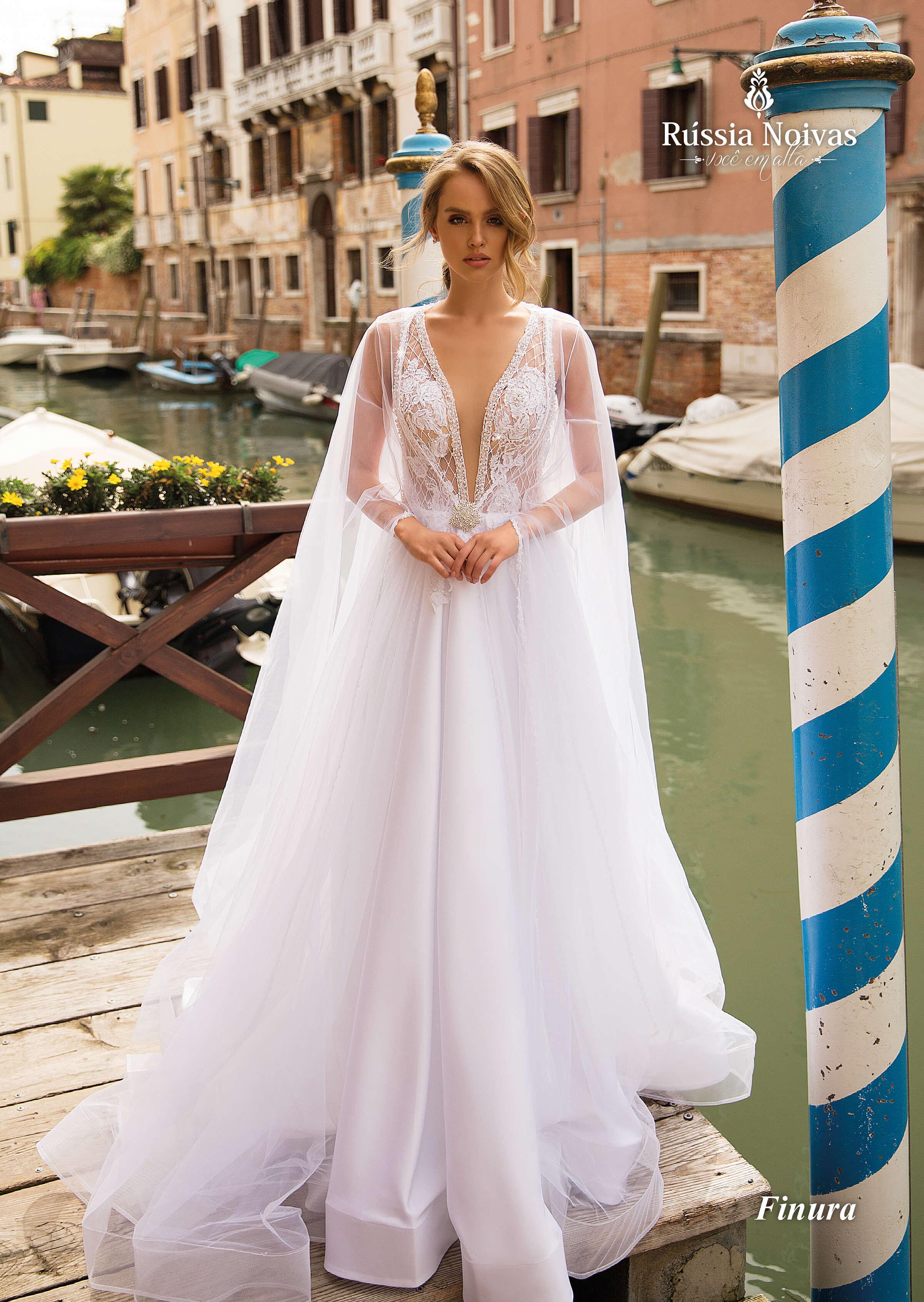 66bc6ff99 Inspire-se nos vestidos de noiva das celebridades