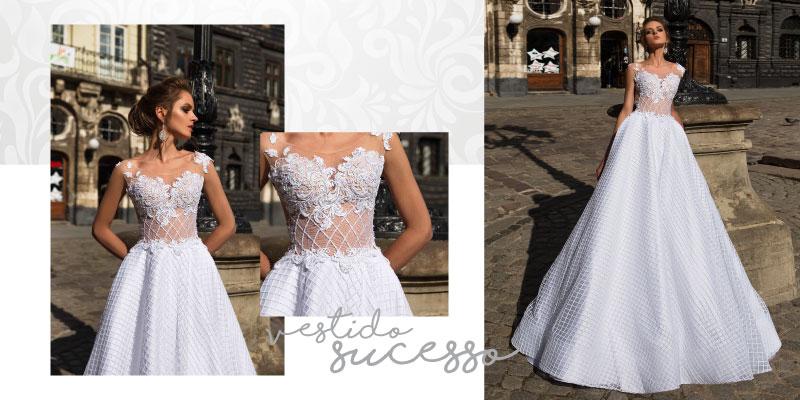 d7f0f08b2f vestido de noiva sucesso - Coleção Lago dos cisnes - Rússia Noivas